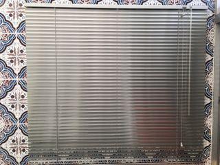 Persiana veneciana aluminio