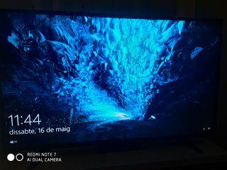 """Tv lg 49"""" Y blue-ray"""