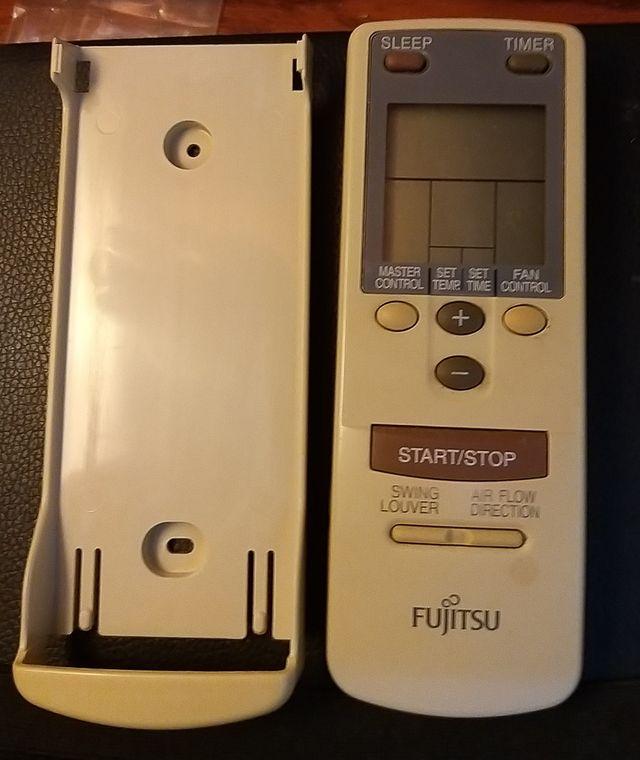 Mando Aire Acondicionada Fijitsu AR-DB5