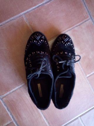 zapatos de mujer invierno ante