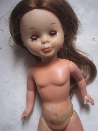 Muñeca nancy Famosa Pelirroja de Famosa