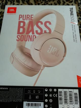 Cascos ubl tune 500