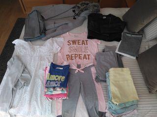 Lote ropa niña 11/12 años