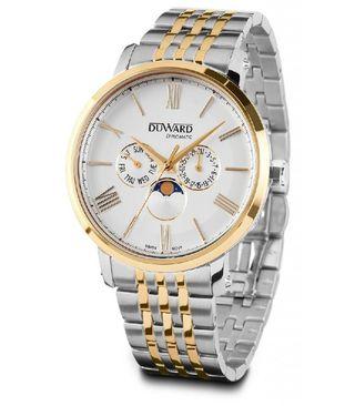 reloj de caballero marca Duward