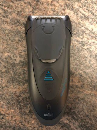 Afeitadora, cortador pelo barba Braun