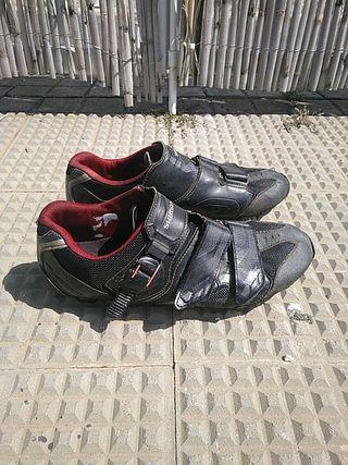 zapatos para bicicleta MTB Shimano MTO88