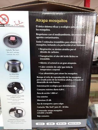 Atrapa Mosquitos Jata MT8