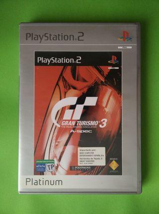 Gran Turismo 3: A-Spec - PS2