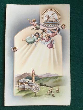 Postal religiosa LT 1197 años 50