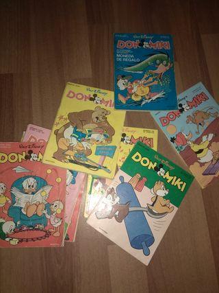 libros DON MIKI