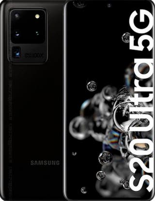 Samsung s20 ultra 5G nuevo. Estrenar en su caja