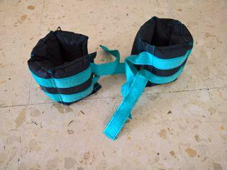 Se venden dos tobilleras, para ejercicios de piern