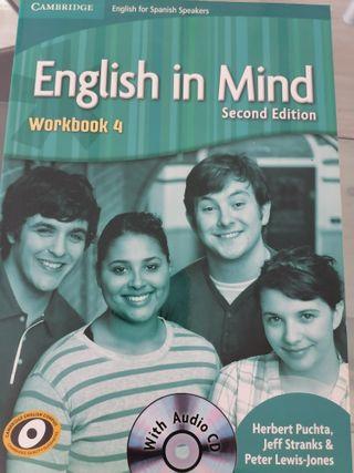 Libro inglés secundaria