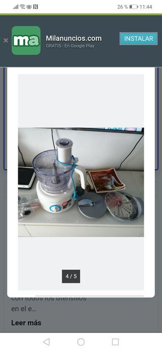 robot de cocina Philips jaimie oliver