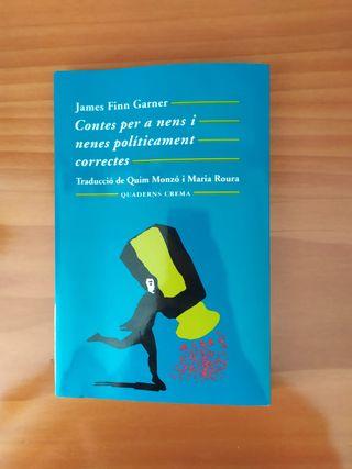 Libro Contes per a nens i nenes policament