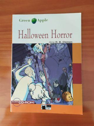 Libro Halloween Horror