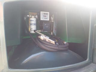 diesel tank brand new
