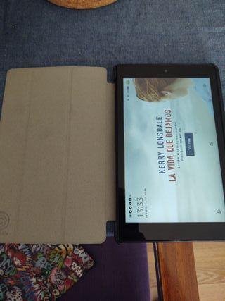 Tablet Fire HD Pantalla HD de 8 pulgadas, 16 Gb