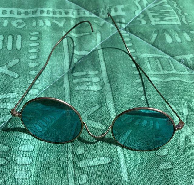 Gafas sol redondas