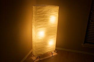Lámpara Biombo ORGEL