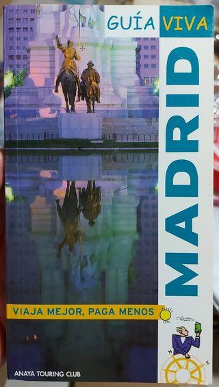 Guía de viaje de Madrid (Guía Viva de Ed. Anaya)