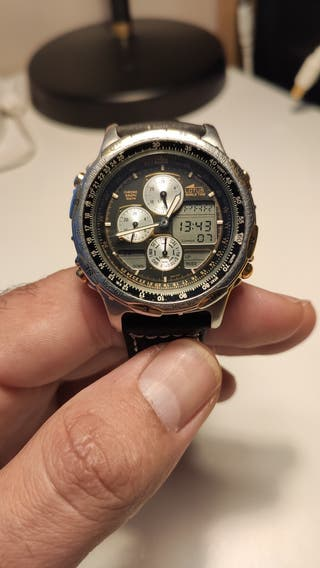 Lotus world time módulo 9647 de segunda mano por 95 € en