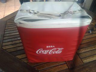 Nevera Vintage CocaCola