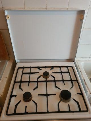 hornilla cocina con horno