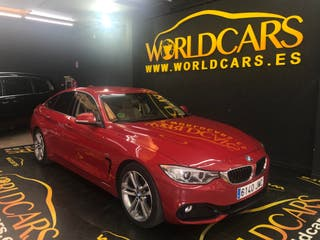 BMW SERIE 4 GRAN COUPE 420D 190 5P