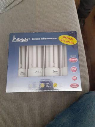 bombillas bajo consumo