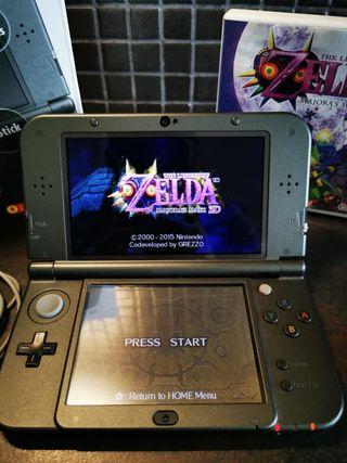 Nintendo 3DS XL Metallic Black