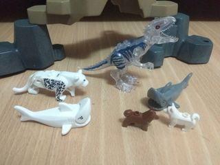 animales lego