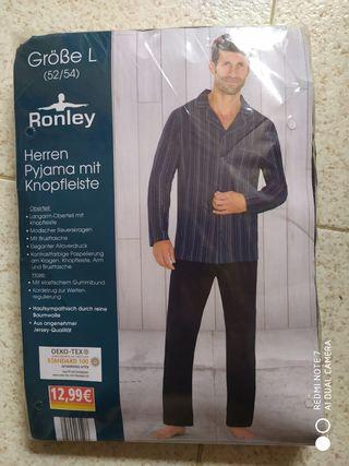 Pijama hombre talla 52-54 - Nou.