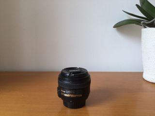 Objetivo Nikon 50mm 1.4G