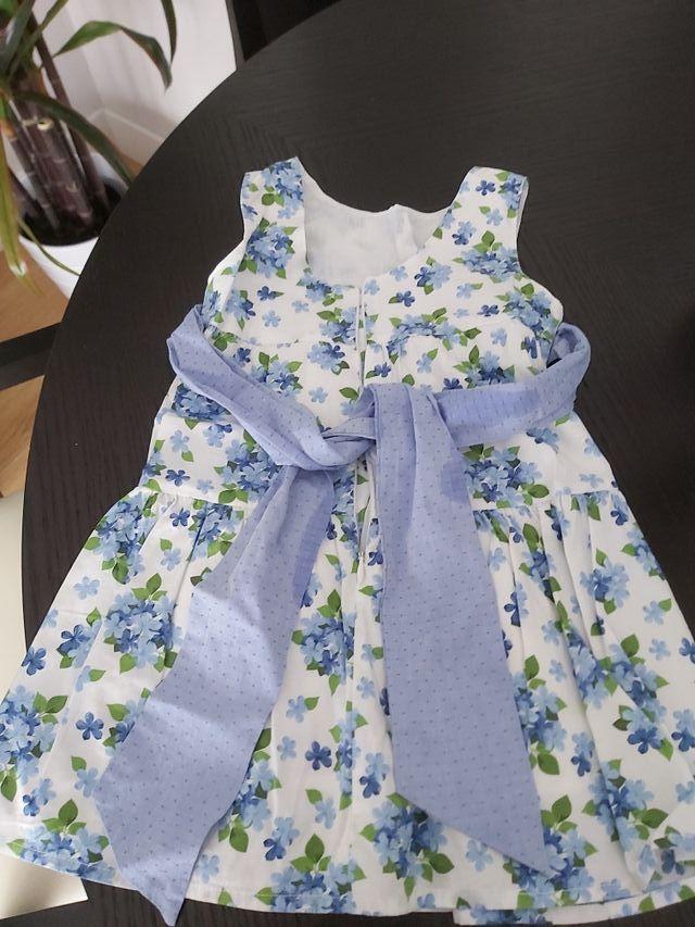 vestido veraniego. talla 4