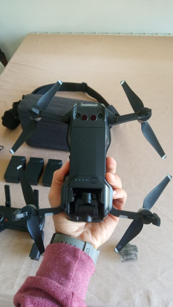 Dron Dji Mavic Air