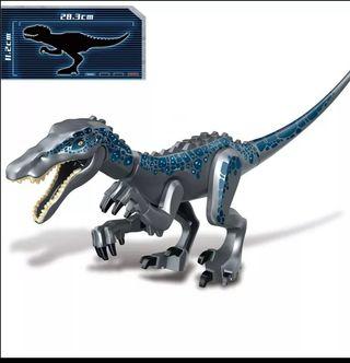 lego compatible dinosaurios baryonyx