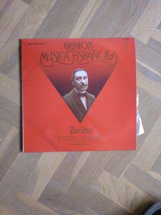 vinilo genios de la música española