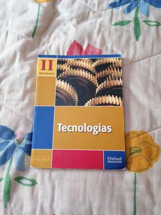 libro tecnología 2°secundaria