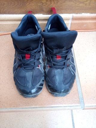 zapatillas bici montaña shimano t44 montaña