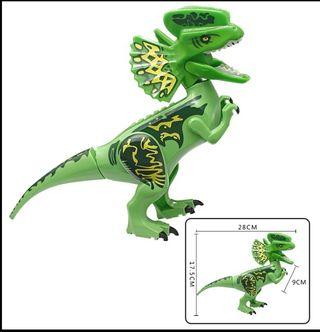 lego compatible dinosaurios phosuurus