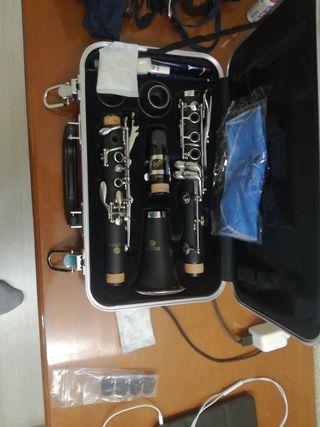 clarinete jupiter