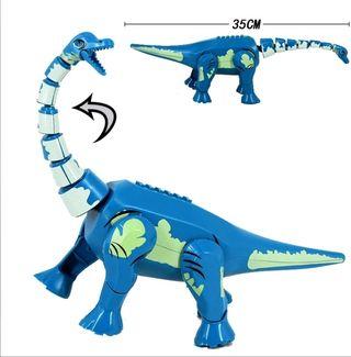 lego compatible dinosaurios supersaurus