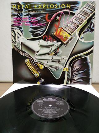 Metal Explosion - NWOBHM 1980 GER