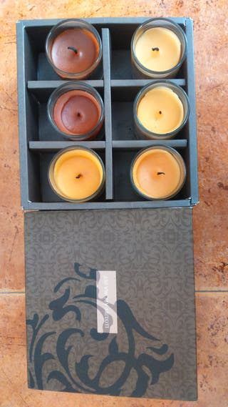 Espelmes LUXURY AROMA SET