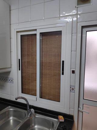 ventanas y puertas PVC