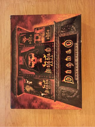 Juego PC Diablo II Battle Chest