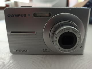 Camara fotos digital olympus FE20