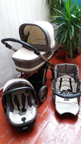 Carro bebe Bebecar Ip-Op