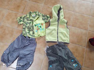 ropa niño 6 mes